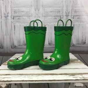 Shoes - Western Chief Unisex Rain Boots Waterproof Frog